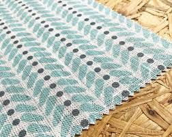 Modern Retro Upholstery Fabric Yellow And Grey Fabric Curtain Fabric Scandinavian Fabric