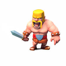 clash of clans image barbarian lvl1 jpg clash of clans wiki fandom powered
