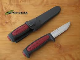 mora kitchen knives mora pro c allround fixed blade knife with carbon steel blade 12243