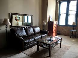 beautifully furnished spacious loft in old town lincoln park
