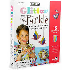 kits for kids glitter and sparkle walmart com
