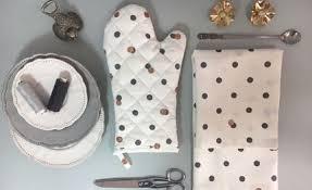 cuisine facile pour d饕utant coudre un torchon et un gant de cuisine tuto couture couture