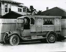 miami funeral homes philbrick funeral home s antique hearse 1910 miami florida