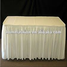 Table Skirts Table Skirt Table Skirt Suppliers And Manufacturers At Alibaba Com