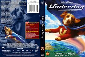 underdog underdog 2007 ws r1 movie dvd cd label dvd cover front cover