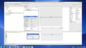 gui swing creating java swing gui application with intellij idea ide