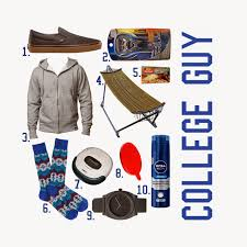 the spinsterhood diaries gift guide college guy