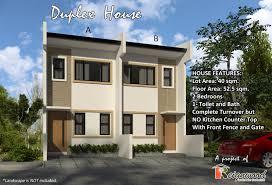 Duplex Building Aemilia Mundi Duplex House Summerwind Village 1 U00262 Brgy