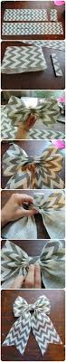 how to make a burlap bow for a wreath by shanitham creations