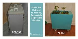 File Cabinets On Wheels Studio 5 File Cabinet Veggie Garden