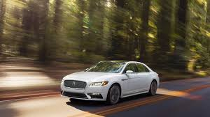 Lincoln Continental Price 2017 Lincoln Continental Review With Price Horsepower And Photo