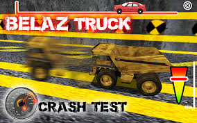 videos of monster trucks crashing belaz truck crash test android apps on google play