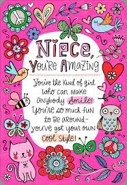 wedding wishes to niece you re the niece families about birthday card greeting