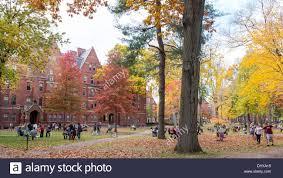Harvard Yard Map Harvard Yard Old Heart Of Harvard University Campus On A