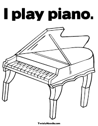 piano coloring pages 28 images baby grand piano floor plan