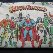 Superhero Bedding Twin Shop Vintage Bed Sheets On Wanelo