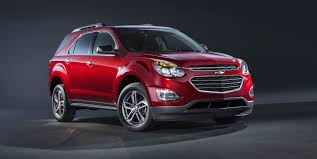 comparison buick enclave 2016 vs chevrolet equinox suv 2016