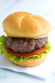 best no fuss hamburger recipe