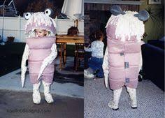 Monster Boo Halloween Costume Monsters Boo Costume Maybebabyonetsy Etsy Decor