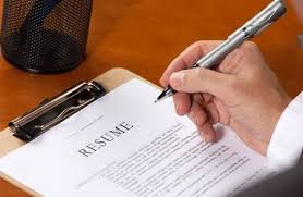 How To Type Resume For A Job by How To Write A Perfect Resume For Your First Job Interview
