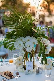 stylish hawaiian table decorations pattern