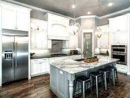 l shaped kitchen islands staggering l shaped kitchen island image for l shaped
