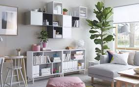 ikea small space living 8 clever and practical ways to find storage in small spaces