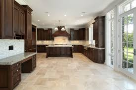 Kitchens With Light Wood Cabinets Subway Tile Kitchen Backsplash Home Depot Dark Brown Varnished