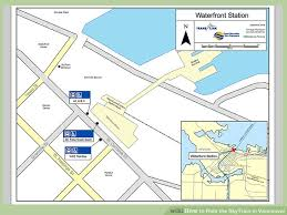 vancouver skytrain map how to ride the skytrain in vancouver 13 steps with pictures