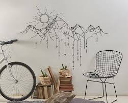 Wall Decal For Living Room Online Get Cheap Geometric Wall Decal Aliexpress Com Alibaba Group