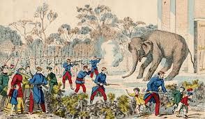 siege de noël pendant le siège de en 1870 1871 jour de l an disette