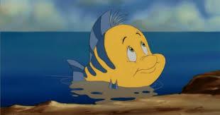 flounder don u0027t guppy omg cute tattoo possibly 3