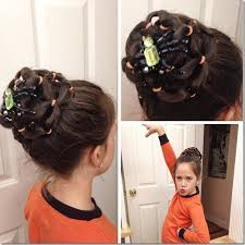 hairstyles with one elastic 50 incredible halloween hairstyles hair by lori