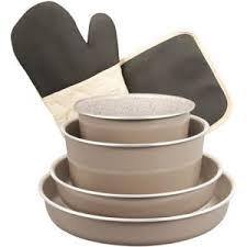 batterie de cuisine pas cher carrefour home batterie de cuisine 8 pièces aluminium
