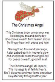 short angel poems poems