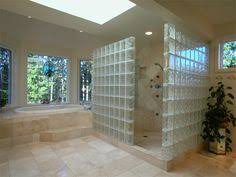 walk in shower and tub area no door to clean loving it bath