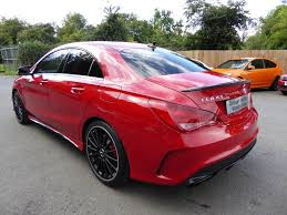 used mercedes cla used 2014 mercedes benz cla class cla45 amg 4matic dct