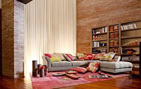 Brick Fireplace Paint Colors - living room paint color idea white brick fireplace shelf with