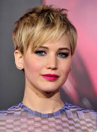 jennifer lawrence hair co or for two toned pixie 224 best hair care and hair styles images on pinterest hair cut
