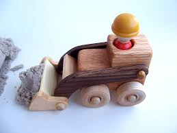 new toys forklift front end loader and covered wagon mama