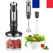 blender cuisine excelvan 3 in 1 600w dc mixeur blender cuisine mixeur à