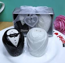 where to buy party favors 100pairs lot wholesale philippine and groom ceramic salt and