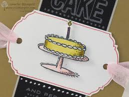 big day birthday card fun idea for the march paper pumpkin kit