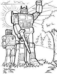 printable 54 transformers coloring pages 8474 parts bee
