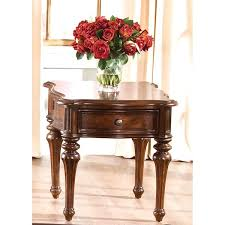 Cherry End Tables Andalusia Vintage Cherry End Table Free Shipping Today