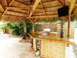 tiki huts bars residential florida picture with mesmerizing