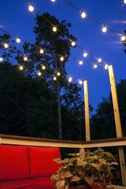 Outdoor Garden Lights String Outdoor Bistro Lights String Medium Size Of Size Of Backyard