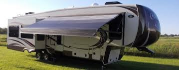 Rv Awning Extensions Rv Awnings U0026 Slide Toppers From Stone Vos