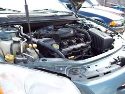 2002 chrysler sebring oil sludge resulting in engine failure