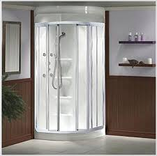 corner shower stall kits shower ideas